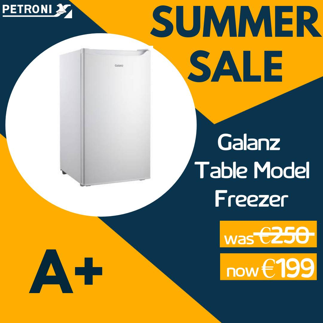 Galanz   Upright Freezer