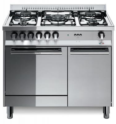 Gas Hob & Gas Oven